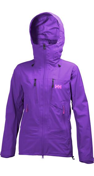 Helly Hansen W's Odin Vertical Jacket Sunburned Purple